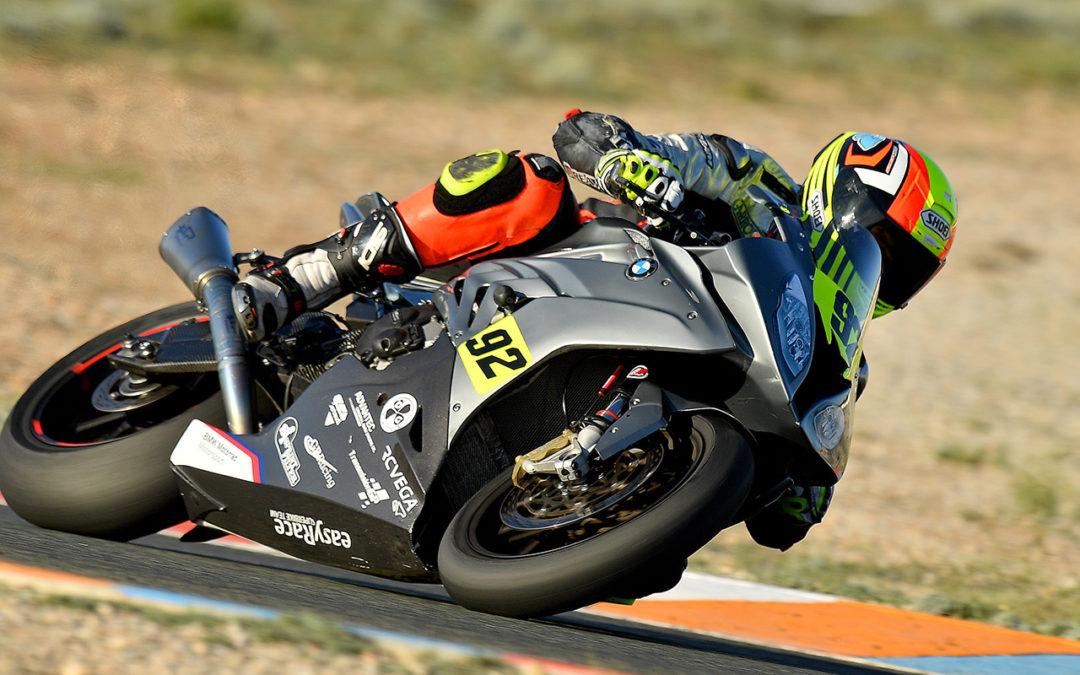 Pleno para Julio Domínguez en la última prueba del Open easyRace en Almería